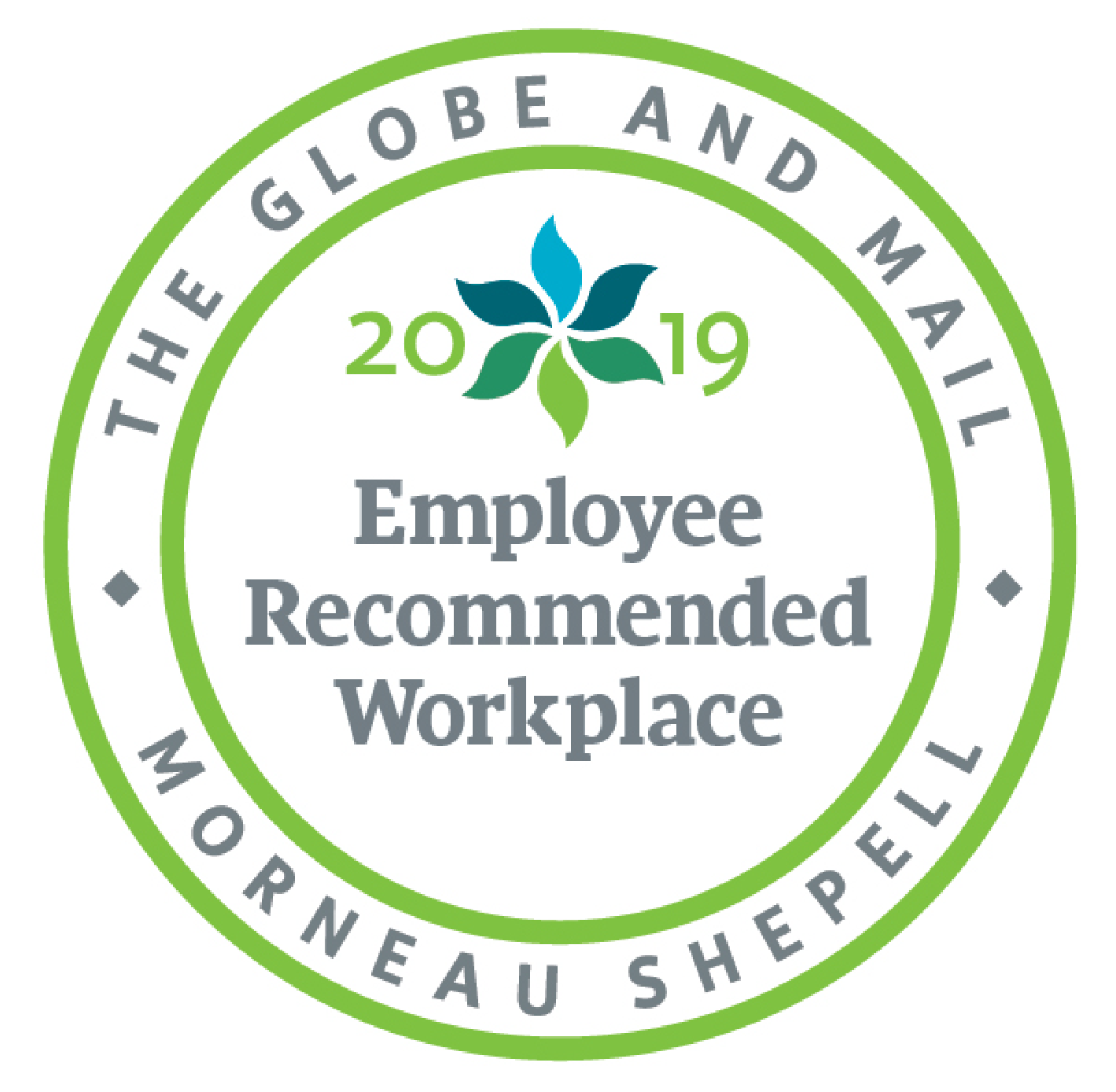 Employee Recommended Workplace 2019