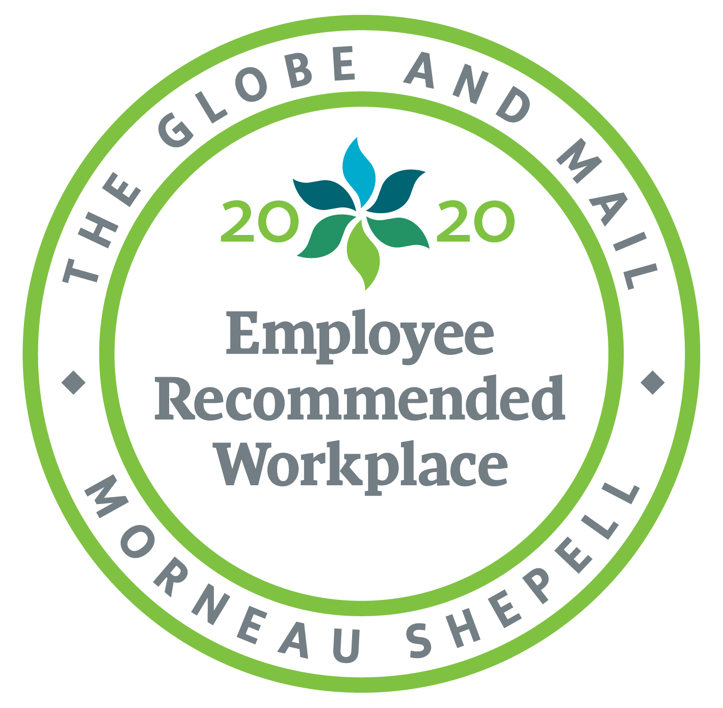 Employee Recommended Workplace 2020